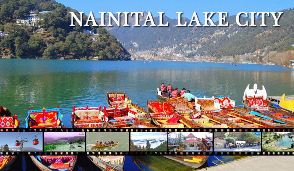 NAINITAL-THE CITY OF LAKES