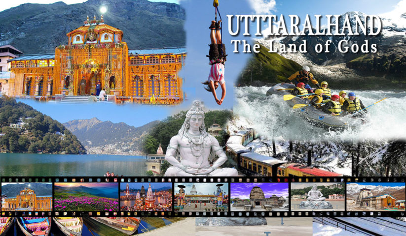 UTTARAKHAND Land Of gods
