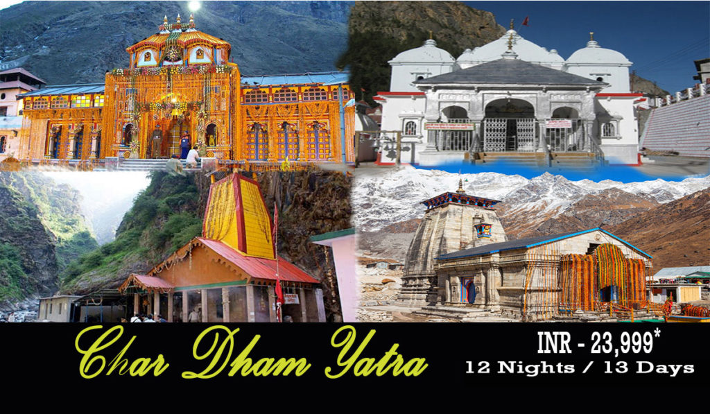 Do Dham Yatra Tour Packages