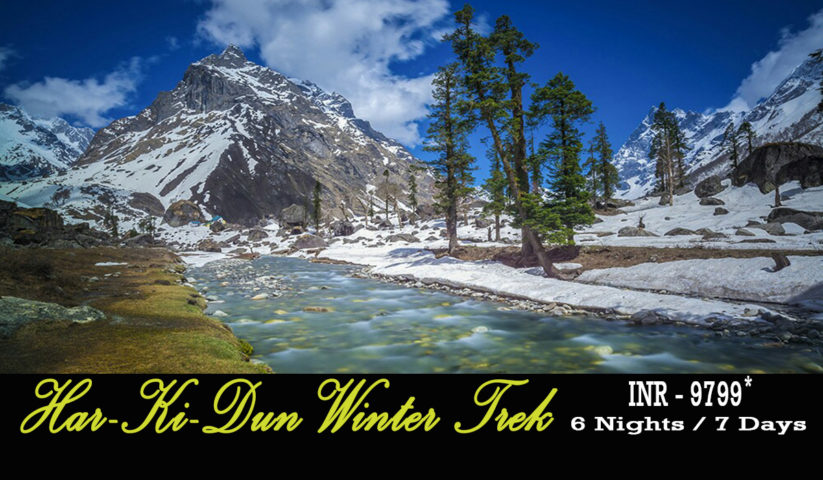 HAR KI DUN WINTER TREK