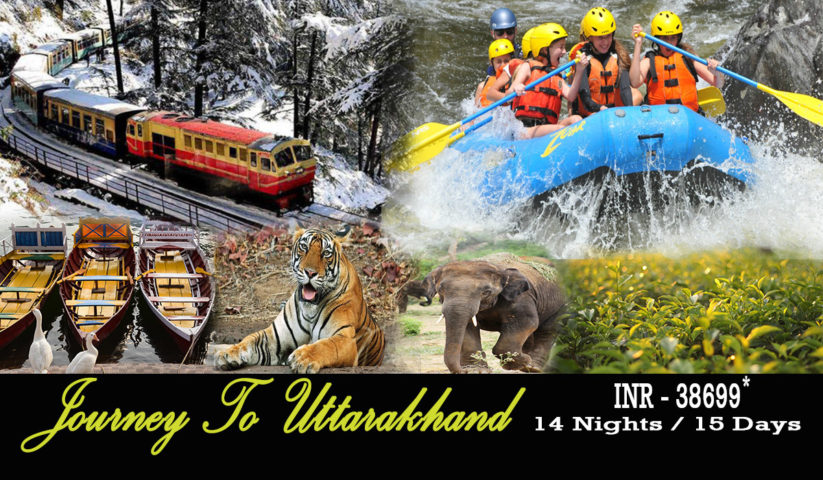 Journey to Uttarakhand